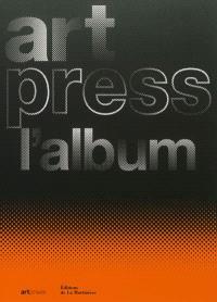 Art press : l'album : 40 ans pour la création