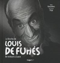 Le dico fou de Louis de Funès : de Achbach à Zizanie
