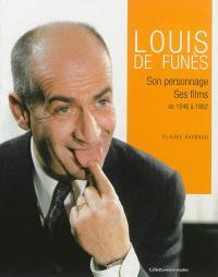 Louis de Funès : son personnage, ses films de 1946 à 1982
