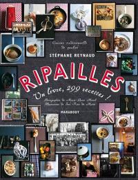 Ripailles : un livre, 299 recettes !
