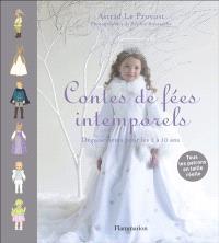 Contes de fées intemporels : déguisements pour les enfants de 2 à 10 ans