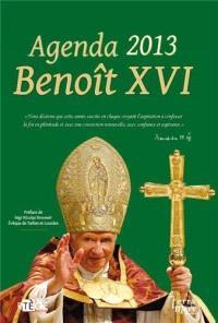 Agenda Benoît XVI 2013