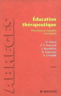 Education thérapeutique : prévention et maladies chroniques