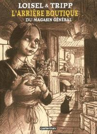 L'arrière-boutique du magasin général. Volume 1, Marie