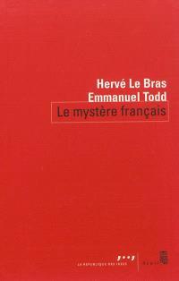 Le mystère français