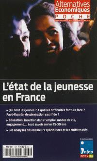 Alternatives économiques, hors-série. n° 60, L'état de la jeunesse en France