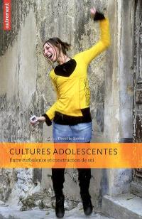 Cultures adolescentes : entre turbulence et construction de soi