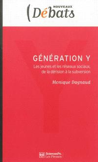Génération Y : les jeunes et les réseaux sociaux, de la dérision à la subversion