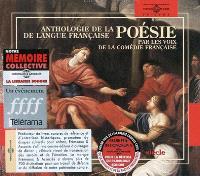 Anthologie de la poésie en langue française : du Moyen Age au début du XXe siècle