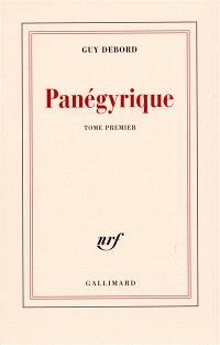 Panégyrique. Volume 1