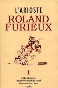 Roland furieux. Volume 1