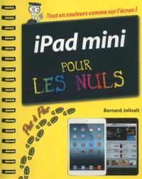 iPad mini pour les nuls