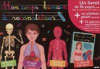 Mon corps humain à reconstituer