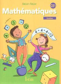 Mathématiques CE1 : soutien