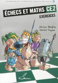 Echecs et maths CE2 : exercices