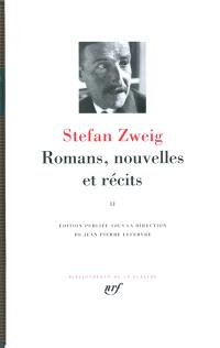 Romans, nouvelles et récits. Volume 2