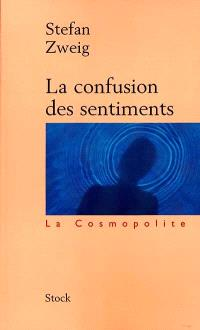 La confusion des sentiments : notes intimes du professeur R. de D.