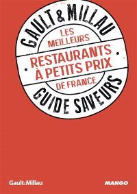 Les meilleurs restaurants à petit prix de France