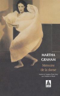 Mémoire de la danse