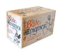 La boîte à énigmes : le jeu de société qui met vos neurones à l'épreuve !