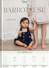 Barboteuse : tailles 3, 6, 12, 18, 24 mois