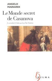 Le monde secret de Casanova
