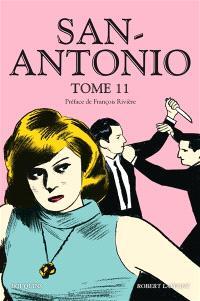 San-Antonio. Volume 11