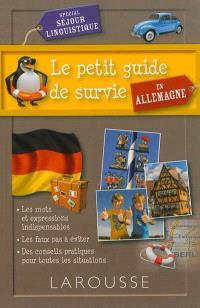 Le petit guide de survie en Allemagne : spécial séjour linguistique