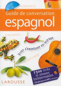Guide de conversation : espagnol