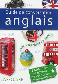 Guide de conversation : anglais