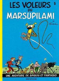 Spirou et Fantasio. Volume 5, Les voleurs du Marsupilami