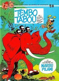 Spirou et Fantasio. Volume 24, Tembo Tabou
