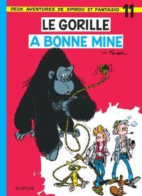 Spirou et Fantasio. Volume 11, Le Gorille a bonne mine