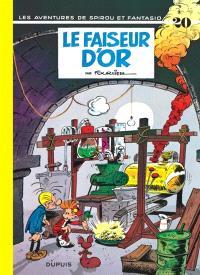 Spirou et Fantasio. Volume 20, Le faiseur d'or