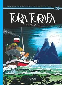 Spirou et Fantasio. Volume 23, Tora-Torapa