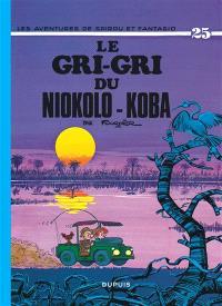 Spirou et Fantasio. Volume 25, Le Gri-gri du Niokolokoba