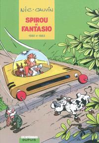 Spirou et Fantasio. Volume 12, 1980-1983