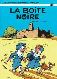 Spirou et Fantasio. Volume 31, La Boîte noire