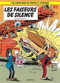 Spirou et Fantasio. Volume 32, Les Faiseurs de silence