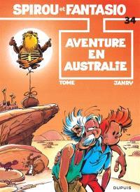 Spirou et Fantasio. Volume 34, Aventure en Australie