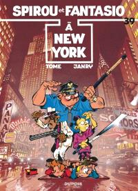 Spirou et Fantasio. Volume 39, Spirou à New-York