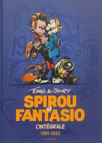 Spirou et Fantasio : l'intégrale. Volume 13, 1981-1983