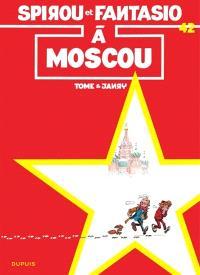 Spirou et Fantasio. Volume 42, Spirou et Fantasio à Moscou
