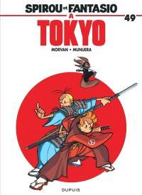 Spirou et Fantasio. Volume 49, Spirou et Fantasio à Tokyo