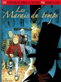 Une aventure de Spirou et Fantasio. Volume 2, Les marais du temps