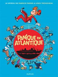 Le Spirou de.... Volume 6, Panique en Atlantique