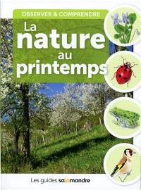 La nature au printemps : observer & comprendre