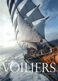 L'histoire des grands voiliers : les princes des océans