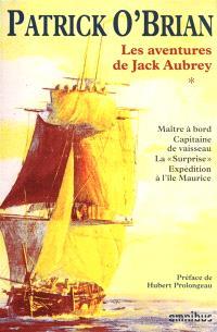 Les aventures de Jack Aubrey. Volume 1