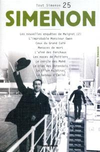 Tout Simenon. Volume 25
